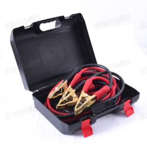 50mm2 Heavy Duty Jumper leads with Portable plastic box