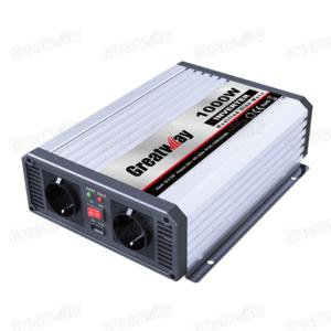 Portable modified sine wave 1000W Inverter