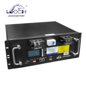 Leoch lithium battery LFeLi-48100TB
