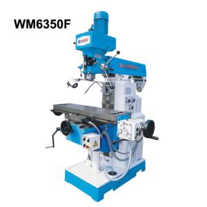Universal end milling machine