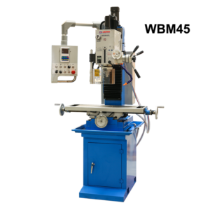 Non brush drilling and milling machine