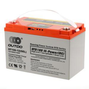 Housing Power System OTD100(DC)