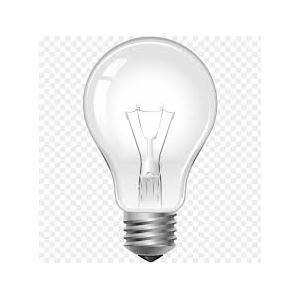 Incandescent bulb 25-200w