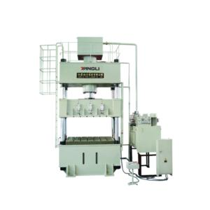 YL27G series four-column single-action hydraulic drawing(stamping)press