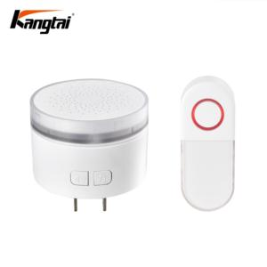 Mini Wireless Doorbell Chime