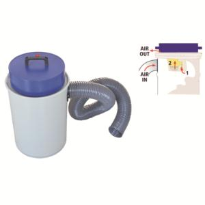 FINE FILTER DUST COLLECTOR 50L