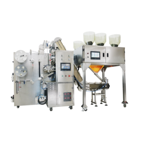 SJB-NW Triangle inner and outer bag all-in-one machine