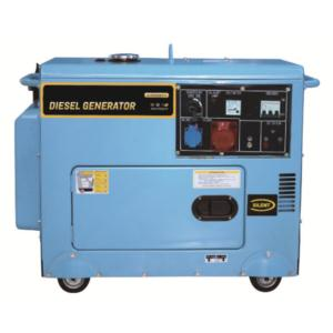 DIESEL GENERATOR PDE6500T/6500T3/7500T