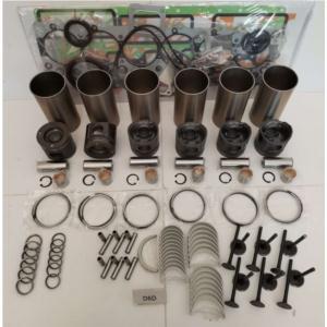liner 、piston、piston ring gasket kit VALVES ENGINE BEARING  CON-ROD