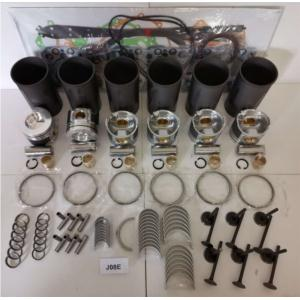 liner 、piston、piston ring gasket kit VALVES ENGINE BEARING  CON-ROD