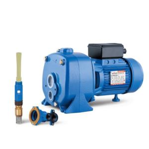 Deep well self-priming JET pump