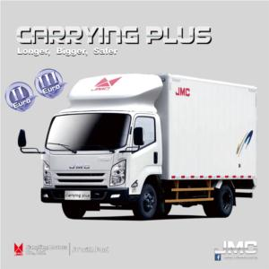 JMC Carrying Plus lightduty truck