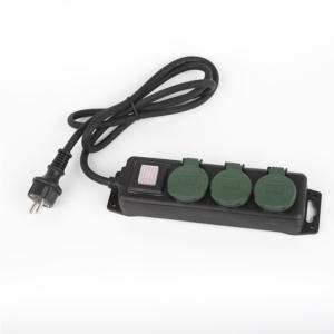 IP44 outdoor socket