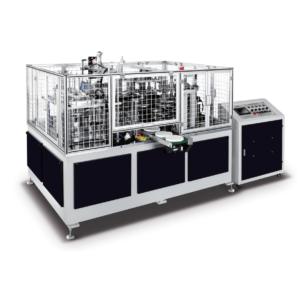 Automatic Paper Lid Machine