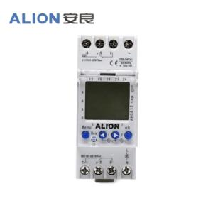 AHC616 2 Channels Digital Programmable Yearly Time Switch
