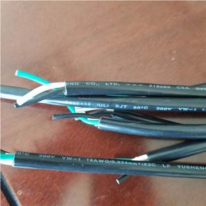 PVC CABLE(UL  CSA)