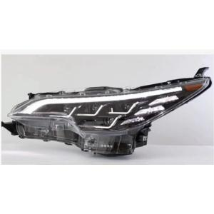 fortuner new style head lamp