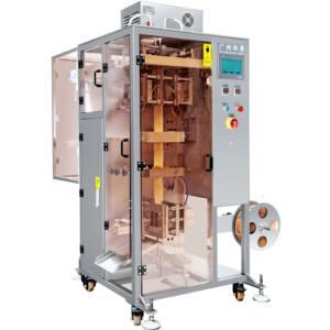 Vertical Irregular Shape Sachet Packaging Machine