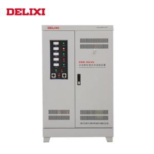 DELIXI 5kva 15kva 20kva Voltage Stabilizer Automatic 20kva Voltage Regulator