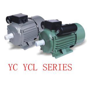 YC SERIES SINGLE PHASE induction motor
