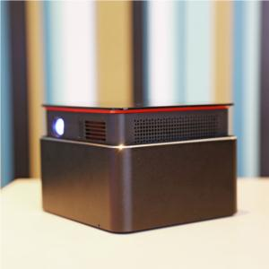 150 Lumens Crystal Touch Screen Android Small Projector