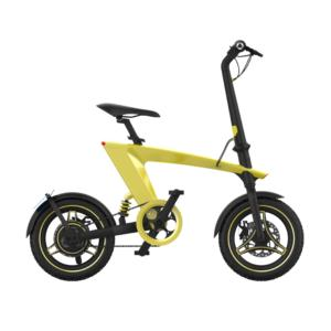 250WFoldable  14-inch Electric Bike-Battery removable