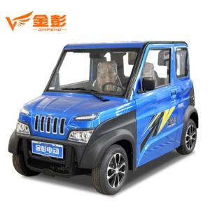 Family Use New Energy Mini Electric Car 4 Wheels/Fat Tire Auto