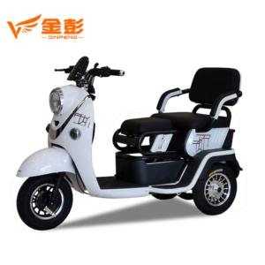 Adults electric trike Powerful 500W 60V Elderly Tricycle