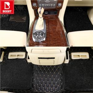 Boost Car Floor Mats For Toyota Allion Alphard Camry Corolla Rumion Axio Waterproof  Autom
