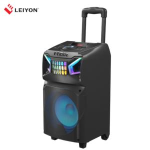 Big power outdoor trolley speaker