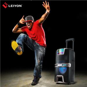 Outdoor  Bluetooth trolley speaker