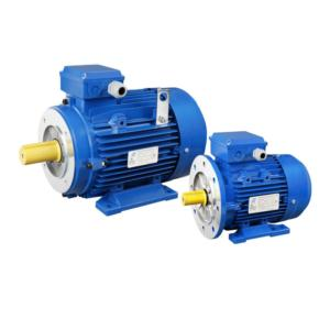 MS SERIES THREE PHASE ALUMINUM HOUSING INDUCTION MOTORS