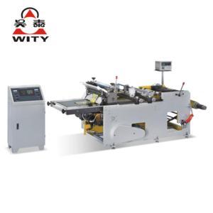 PVC Shrink sleeve label sheeting machine