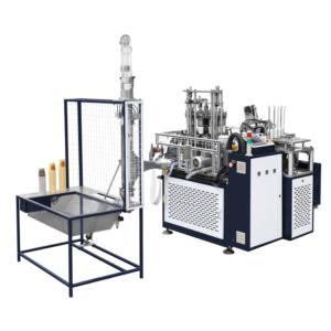 22D Middle Speed Paper Cup Forming Machine