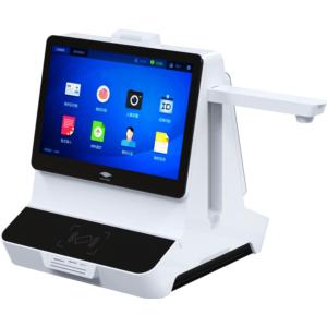 Integrated biometrics terminal