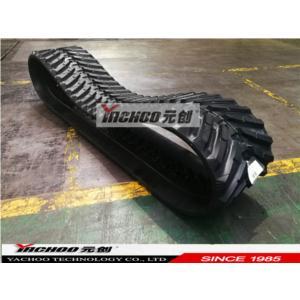 Loader rubber track 450x86x58