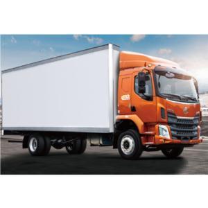 New Cargo Truck