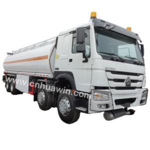 HOWO 6x4 fuel tank truck