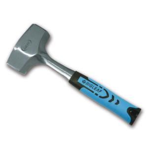 One-piece club hammer