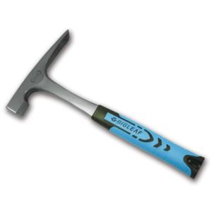One-piece brick hammer