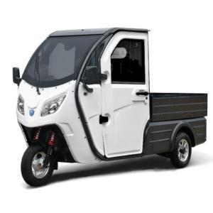 Electric Pickup Trike