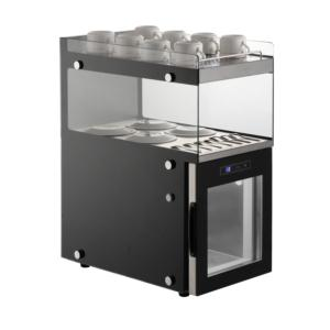 MILK REFRIGERATION WITH CUP WARMER