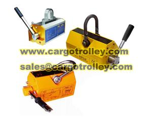 permanent magnetic lifter,automatic permanent magnet lifter,portable magnetic lifter.