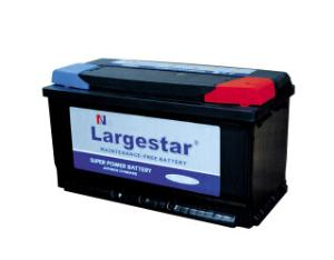 Dry Charged Battery Storage Car Battery Auto Battery Mf DIN88