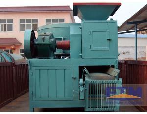 Factory Directly Sales Coke Powder Briquette Machine