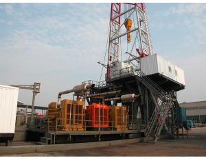 3000m RT-independent-electric-driven rig [ Conventional Drilling - 3000 Meters ]