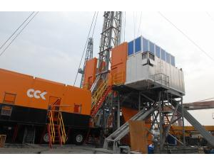 3000m trailer rig [ Conventional Drilling - 3000 Meters ]