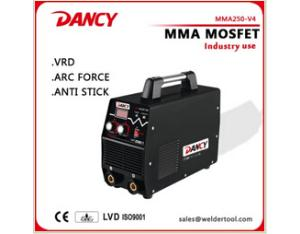 MOSFET model Industrial use MMA inverter welding machine ARC(MMA) 250