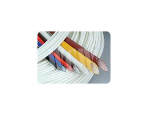 Silicone Rubber Glassfiber Sleeving
