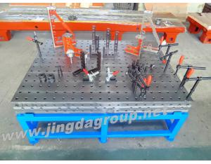 3D Welding table